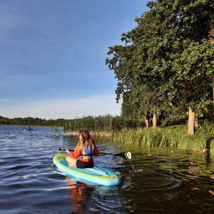 Viļakas ezera SUP ekspedīcija